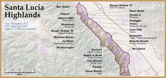 AVA's (American Viticultural Area) | Monterey County Vintners & Growers Association Santa Lucia Highlands