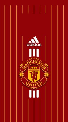 Manchester United Champions, Manchester United Football, Manchester United Wallpapers Iphone, Real Madrid Logo Wallpapers, Manchester United Old Trafford, New Wallpaper Iphone, Football Wallpaper, Logo Background, Man United