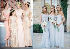 Even ifyou've only just started planning your wedding, we can basicallyguarantee you've already discovered the glorious trendofmismatched bridesmaids dresses. And for some inspiration before you shop, check out th...