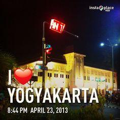 Kota Yogyakarta in DI Yogyakarta