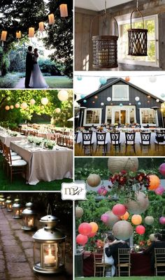 This is a site with all sorts of lanterns, jars, and other items for weddings or other events
