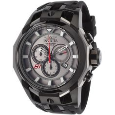Invicta Hombre 16812 S1 Reloj Acero inoxidable Titanio