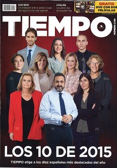TIEMPO  nº 1729 (8-14 xaneiro 2016)