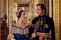 """""""The Young Victoria"""" power couple"""
