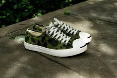 """Jack Purcell LTT Olive Branch camo"" https://sumally.com/p/457296"