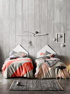 T.D.C   Colour + Pattern   Aura Home