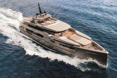 Megayacht News Onboard: Admiral Tecnomar's Cacos V - Megayacht News