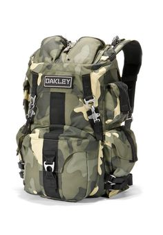 Scratch that one of the list. Just got it. Oakley's AP 3.0 backpack.