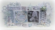 Jenine's Card Ideas: The chill of winter is warmed by Friendship