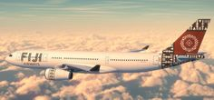 Air Pacific unveils new livery, name and A330 seating - Business Traveller