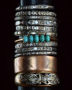 Estate jewelry @ ERIE BASIN