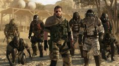 METAL GEAR ONLINE - WORLD PREMIERE TRAILER | KONAMI (PEGI)