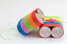 Crafts For Kids To Make, Art For Kids, Diy And Crafts, Arts And Crafts, Toilet Paper Roll Crafts, Paper Plate Crafts, Kids Art Station, Diy Clothes Life Hacks, Science Experiments Kids