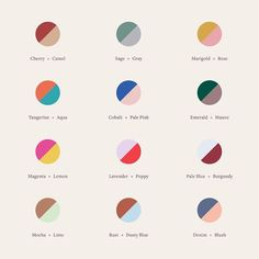 New at our Crosby Street studio: a color-theory cheatsheet to guide you through your next mani. 👌🏻 Makeup Art, Feminine, Names, Palette, Women's, Palette Table, Makeup Artistry, Pallet