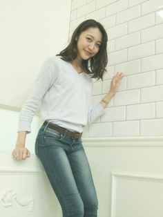 Sexy Jeans, Jeans Pants, Tops For Leggings, Leggings Are Not Pants, Super Skinny Jeans, Girls Jeans, Asian Beauty, Normcore, Denim