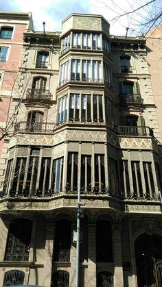 Modernismo barcelona