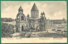 Etchmiadzin Cathedral  1903
