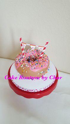 "Donut cake ""cake"""