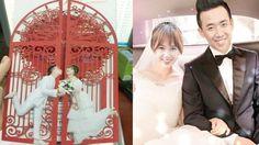 Lộ thiệp cưới độc lạ của Trấn Thành và Hari Won - TIN TỨC 24H TV