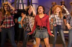"""The thespians at Lincoln High School are staging """"Footloose"""" this week, with performances at 7:00 PM on Thursday, Friday and Saturday. Tickets for the musical are $10. Want a preview? Check out photos of a recent dress rehearsal on our Flickr page."""