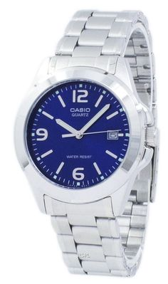 Be it general performance or looks, Casio Watches already have it all. If you know precisely what you want, a bit of research using the web will let you get the best promotions. Rolex Watches, Watches For Men, Casio Quartz, Authentic Watches, Stainless Steel Bracelet, Casio Watch, Crystals, Blue, Accessories