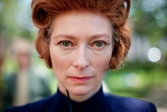 Tilda Swinton in Moonrise Kingdom Moonrise Kingdom, Tilda Swinton, British Actresses, Actors & Actresses, La Famille Tenenbaum, Pop Goes The Weasel, Wes Anderson Movies, Gorgeous Redhead, People Of Interest