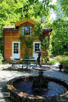 Havlystparken, Hvitsten - Norway by Kari  Meijers on 500px