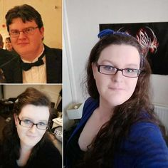 Looking back it's nice to see how far I've come - Dec 2011 (pre-hrt) - Nov 2017 (4 years hrt) - Imgur