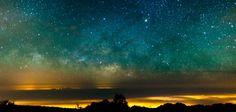 Um homem filmou o céu durante 7 dias e o que ele registrou é simplesmente maravilhoso