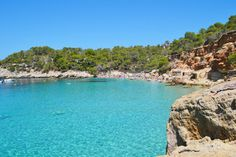 Cala Gracioneta (Ibiza, Islas Baleares)
