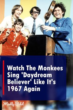 Watch The Monkees Sing 'Daydream Believer' Like It's 1967 Again Best Country Music, Country Music Stars, Country Songs, Country Videos, Music Film, Music Songs, My Music, Music Videos, Soul Songs