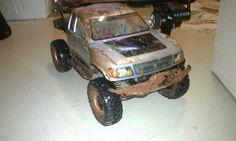 scx10 kinda muddy