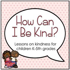 """How can I be kind?"" is a question that we want ALL of our students to be asking. This product provides several quick activities including:*Kindness looks like/sounds like chart*Kindness poster*""How can I be kind"" social script *3 levels of kindness question cards (16 cards per level)*Worksheet for creating kindness goalsThe activities in this unit can be used with children with language levels K-5th grade and are appropriate for talking about some of the negative social issues that they…"