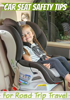Keep your children safe and know the common car seat mistakes and how you can install a car seat safely. Plus learn tips to help keep your kids safe and comfortable on family road trips. Road Trip With Kids, Family Road Trips, Travel With Kids, Family Travel, Britax Clicktight, Portable Car Seat, Britax Boulevard, Car Travel, Travel Tips