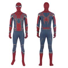 Male Cosplay, Cosplay Costumes, Parker Spiderman, Stealth Suit, Spiderman Costume, Kids Dress Up, Iron Spider, Kids Suits, Fabric Printing