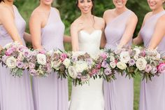 Chic bouquets with succulents are perfect for spring & summer weddings See more here: http://www.flowershackblooms.com