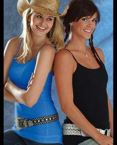 Panhandle Slim® Junior Clubwear Cami Tunic Tanks::Cami::Shirts::Ladies::Apparel::Fort Western Online