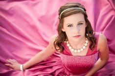 A fun prom dress photo session. Beautiful.
