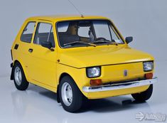 1976 Fiat Coupe - Image 1 of 21 Fiat 126, Retro Cars, Vintage Cars, Steyr, Top Cars, Small Cars, Cars And Motorcycles, Dream Cars, Super Cars