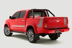 Toyota Hilux TRD Toyota Hilux, Toyota Tacoma, V8 Supercars, Trd, Fast Cars, Super Cars, Automobile, Vehicles, Garage