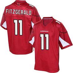 MStanley Custom Game Jersey Arizona Cardinals  11 Larry Fitzgerald Red  Men s Football Sports Fan Jerseys 7b4333b40