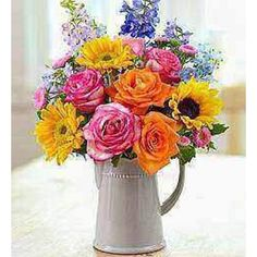 Mother's day flower delivery in USA to convey your love towards your mom. Order mothers day flowers online only from giftblooms to make delivery at your mom's place. Choose best flowers for mom and send online. Flowers For Mom, 800 Flowers, Beautiful Bouquet Of Flowers, Mothers Day Flowers, Summer Flowers, Amazing Flowers, Valentine Flowers, Pretty Flowers, Mothers Day Flower Delivery