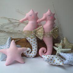 Plush Seahorse toy stuffed seahorse seahorse pillow pink