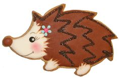 hedgehog cookie cutter, awwww!!!