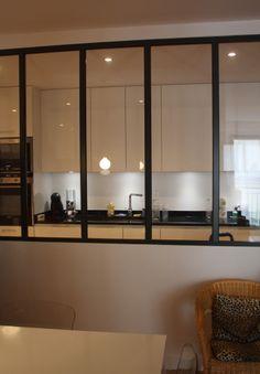 1000 images about r alisations chambre en plus verri res int rieures et r organisation d. Black Bedroom Furniture Sets. Home Design Ideas