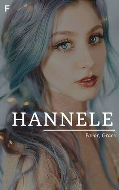 Hannele meaning Favor Grace Finnish names H baby girl names H baby names female names whimsical baby names baby girl names traditional names H Baby Names, Strong Baby Names, Unisex Baby Names, Names Girl, Pretty Names, Cool Names, Unique Girl Names, Unique Baby, Greek Names For Girls