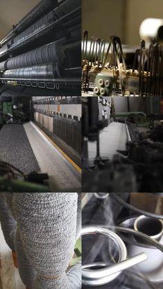 Loden production Shops, Espresso Machine, Wool Felt, Austria, Sustainability, Coffee Maker, Kitchen Appliances, Textiles, Videos