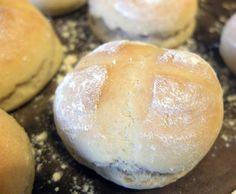 Rezept Sonntags-hab-ich-eigentlich-keine-Lust-zu-backen-Brötchen von Schirmle - Rezept der Kategorie Brot & Brötchen