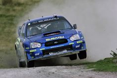 2005 Subaru Impreza S11 WRC