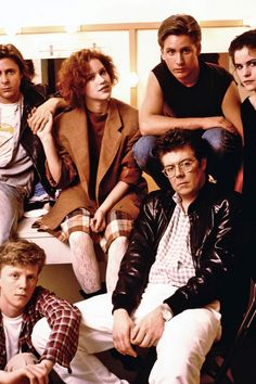 John Hughes changed the way I thought about the world. I loved his movies.